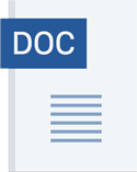 Word Doc Icon & Button